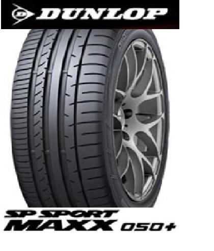 ダンロップ 225/45R18 SP SPORT MAXX 050+