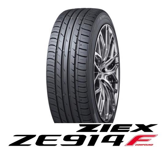 ファルケン 245/45 R17 ZIEX ZE914F