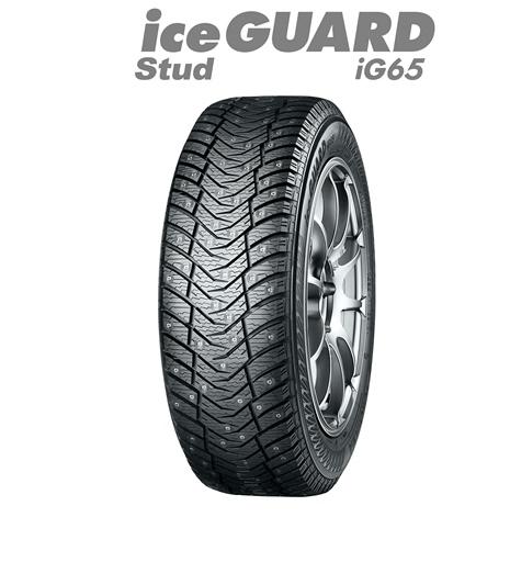ヨコハマ 265/65R17 116T XL スパイクタイヤ アイスガード IG65 iceGUARD YOKOHAMA 雪道専用