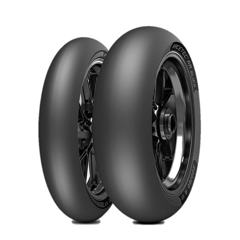 [2本セット] メッツラー 120/70R17  180/60R17  RacetecRR K2 SLICK METZELER レーステックRR K2 スリック