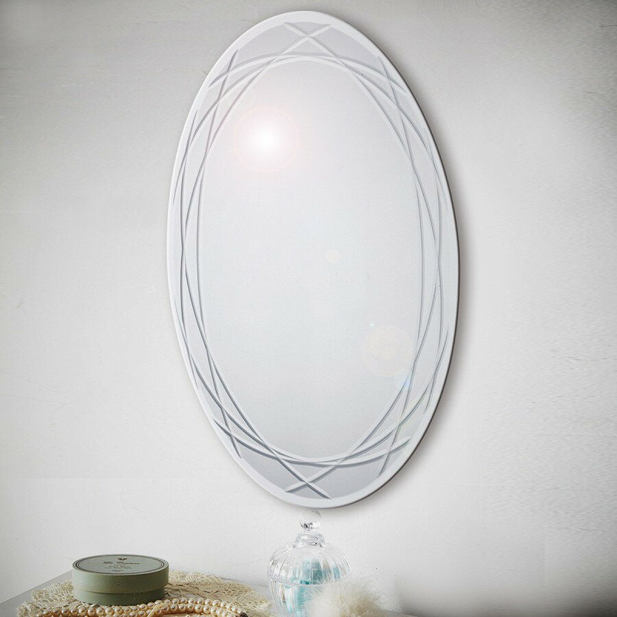 鏡 ミラー 壁掛け おしゃれ ウォール 姿見 全身 オシャレ 玄関 北欧 リビング 洗面 トイレ 寝室 インテリア ノンフレーム 美しい 上品 綺麗 かわいい 優雅 豪華 エレガント 上品 上質 高級 セレブ SUC-003