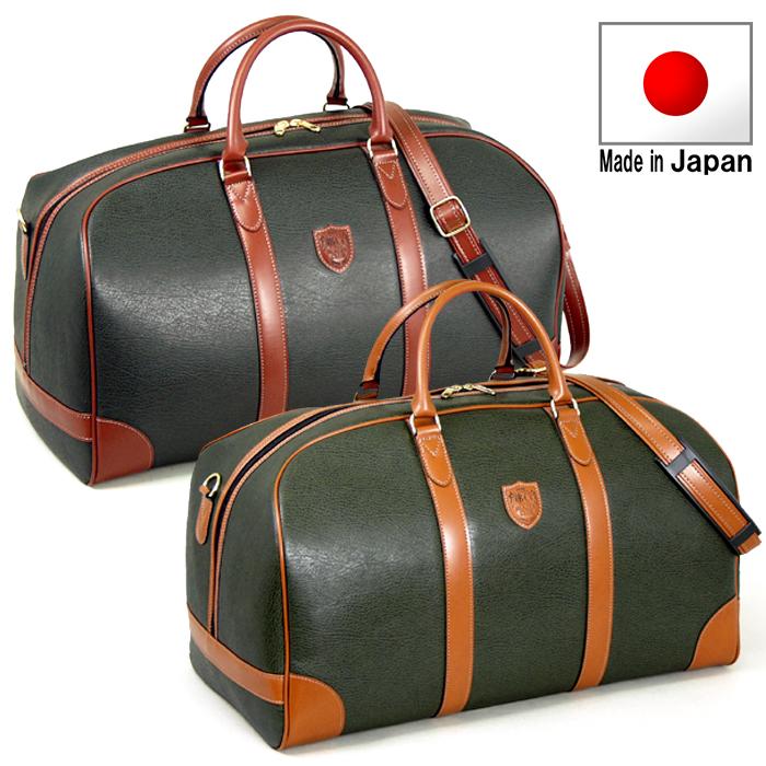 【お買い物マラソン対象商品】ボストンバッグ メンズ 旅行 かばん 出張 ゴルフ 2way 日本製 豊岡製鞄 トラベルバッグ 48cm #h-lb10360