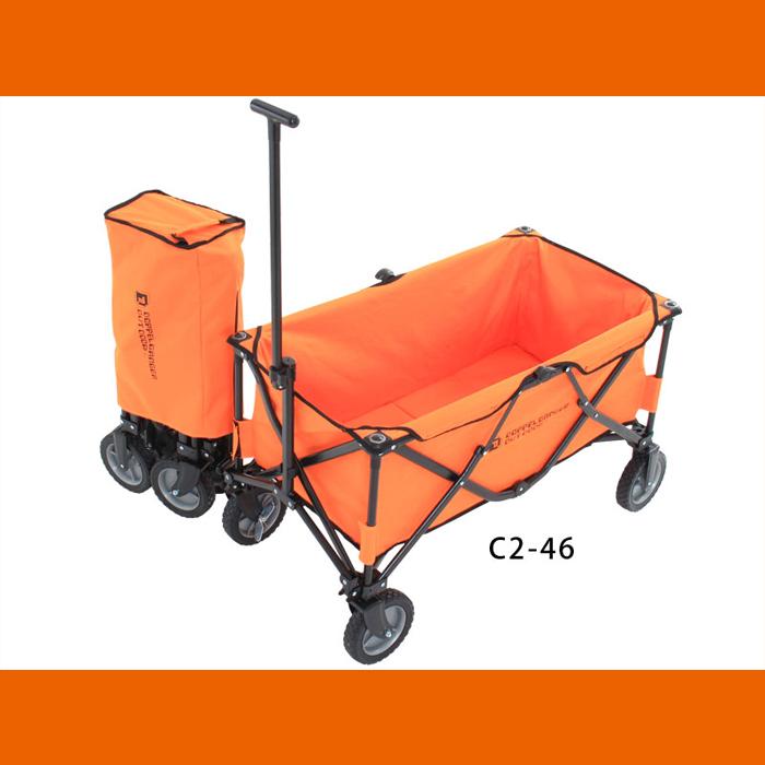 【送料無料 代引不可】キャンプ用キャリーがこの価格でご提供オシャレで多機能なキャンプ用キャリーがこの価格で市場にて販売します C2-46