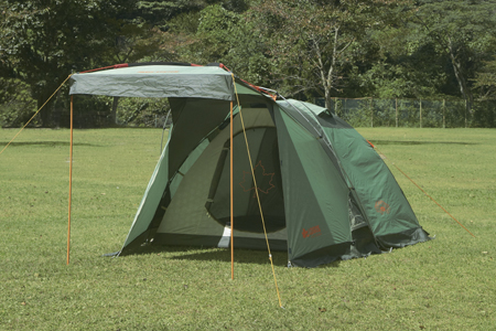 徽標徽標近地物體面板流圓頂大小 M 燒烤帳篷篷布綁定的戶外 71805005
