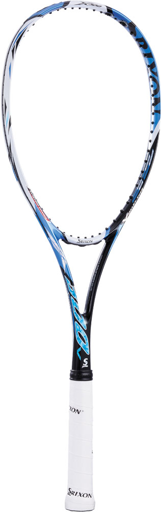 鄧祿普 (鄧祿普網球) SRIXONX300V 軟網球拍 (dun-sr11506-)