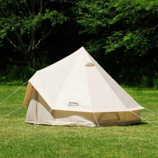 Beastle Vibes Outdoor Neutral Neutral Outdoor Import Tents Gel Type