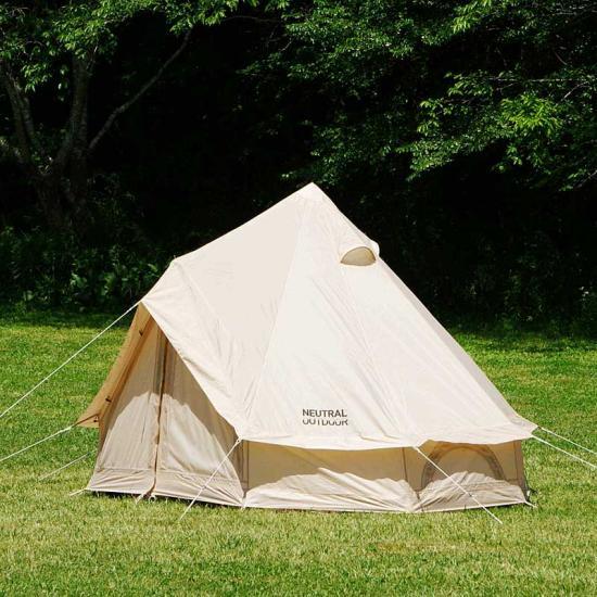 【即発送可能】 Neutral Outdoor 2~3人用 ニュートラルアウトドア Neutral ワンポールテント ゲル型テント Outdoor 2~3人用, TOMOランジェリーShop:ca3c1168 --- totem-info.com
