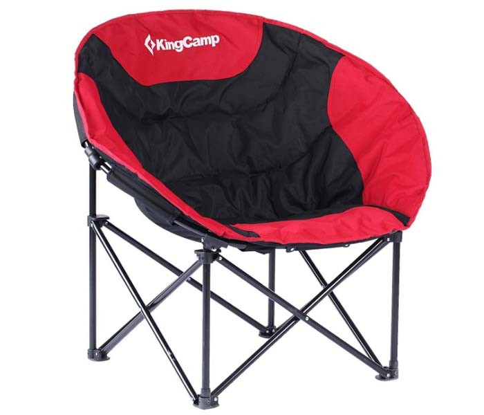 Delicieux KingCamp (camping) KC3816 Moon Chair Chair Chair Outdoor Sea BBQ Camping  Tent Fishing Leisure Picnic Working Everywhere In A Convenient Table