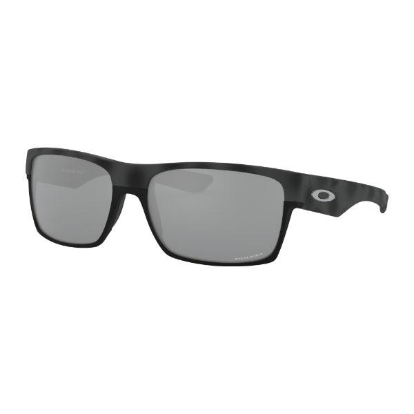 [オークリー (OAKLEY)] サングラス TWOFACE (A) OO9256-1560 Black Camo/Prizm Black 【国内正規流通品】