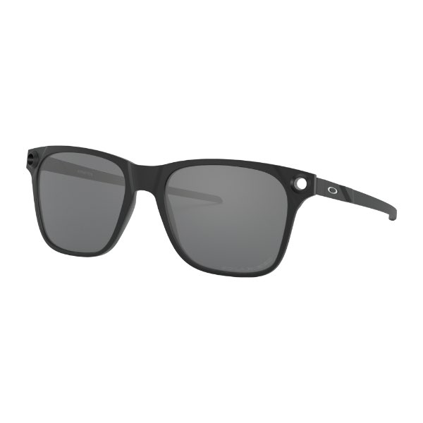 [オークリー (OAKLEY)] サングラス APPARITION OO9451-0555 Satin Black/Black Iridium Polarized 【国内正規流通品】