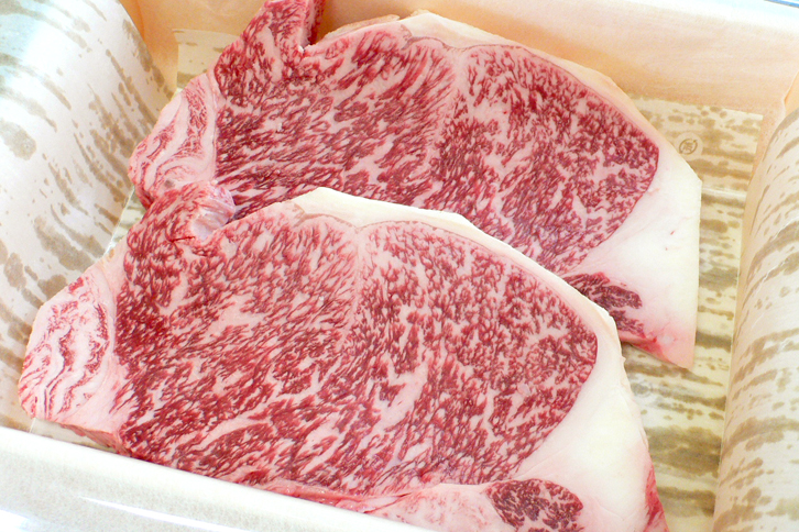 黒毛和牛 A4 ロース ステーキ 約180g~200g ギフトに最適