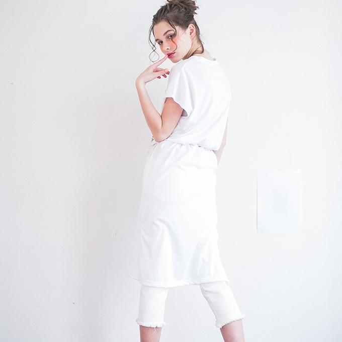 d2adf790e Ninamew: Sunburn Hello Kitty maxi T-shirt dress ninamew ニーナミュウ ...