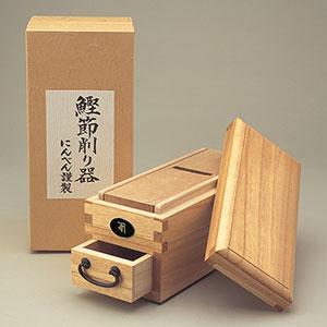 にんべん 鰹節 削り器 (特製) 【送料無料】 【楽ギフ_のし】 <常温・O>