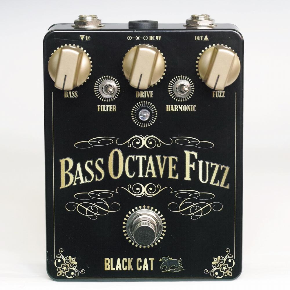 2018セール アウトレット価格! Black Fuzz Cat Bass Octave Cat Black Fuzz ( 2017060202 ), キョウゴクチョウ:fc23b46b --- canoncity.azurewebsites.net