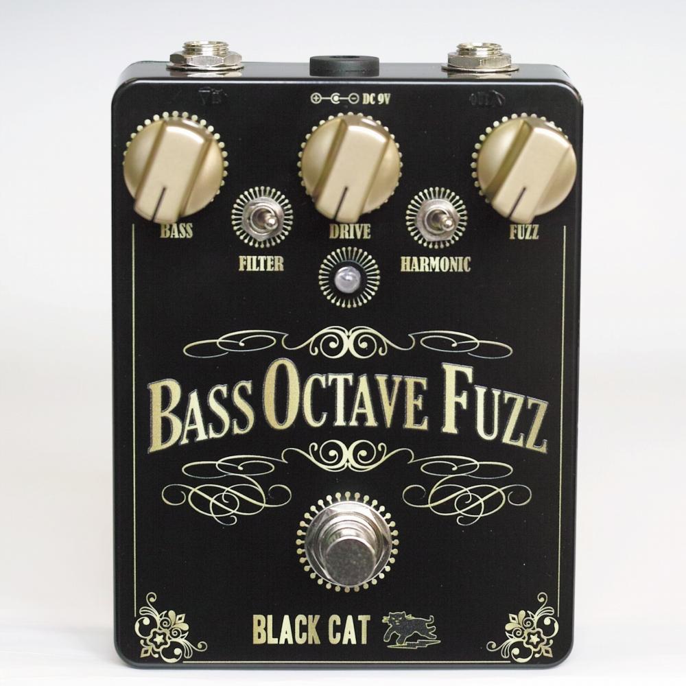 アウトレット価格! Black Cat Bass Octave Fuzz ( 2017060204 )