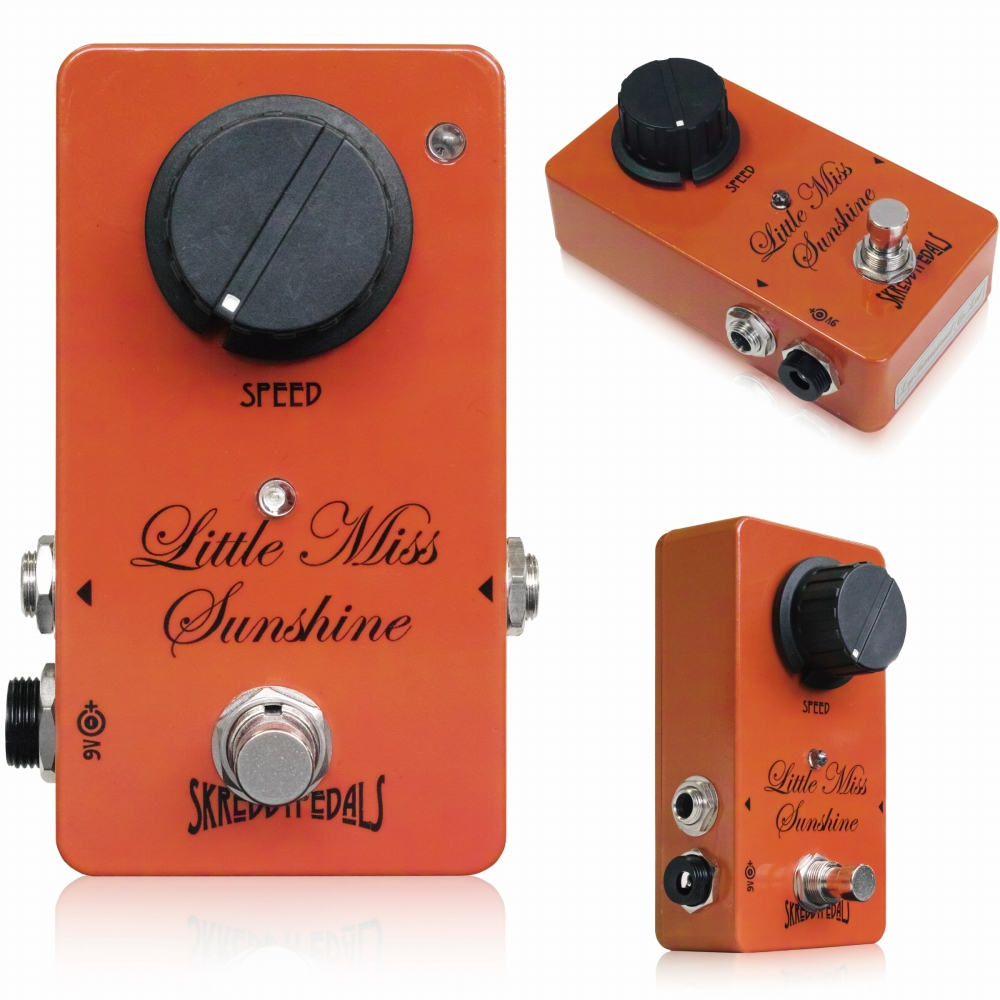 Skreddy Pedals Little Miss Sunshine / 旧デザイン ※ [エフェクター]
