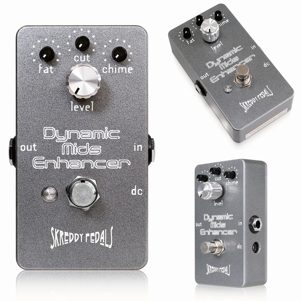 Skreddy Pedals Dynamic Mids Enhancer