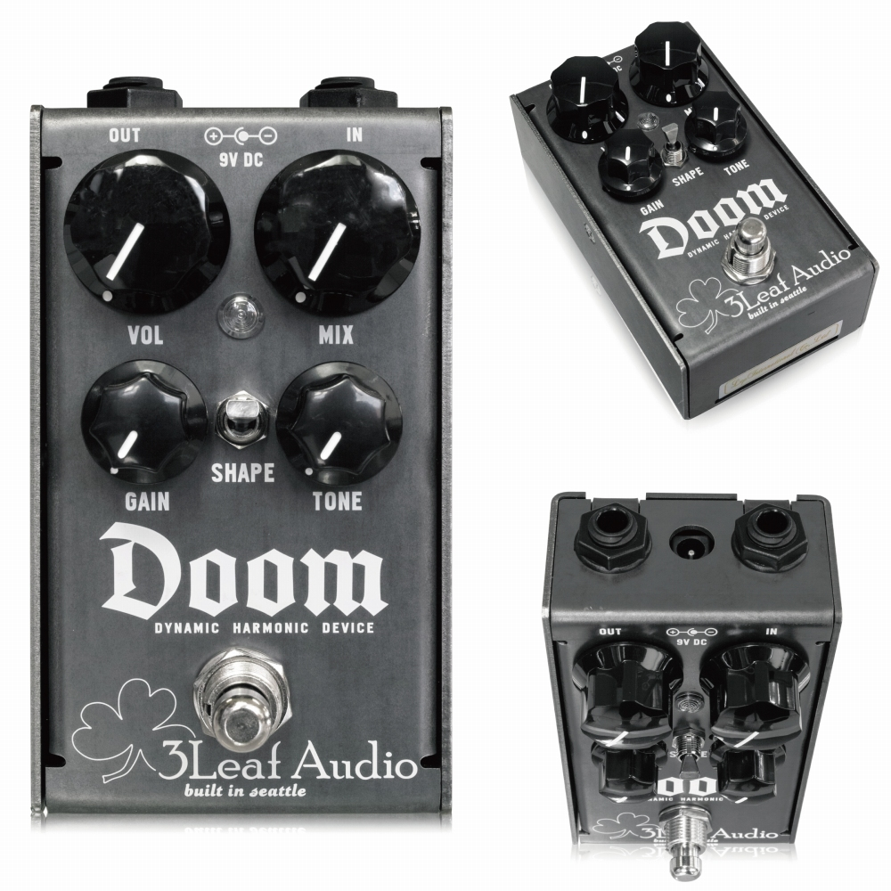 3Leaf Audio Doom
