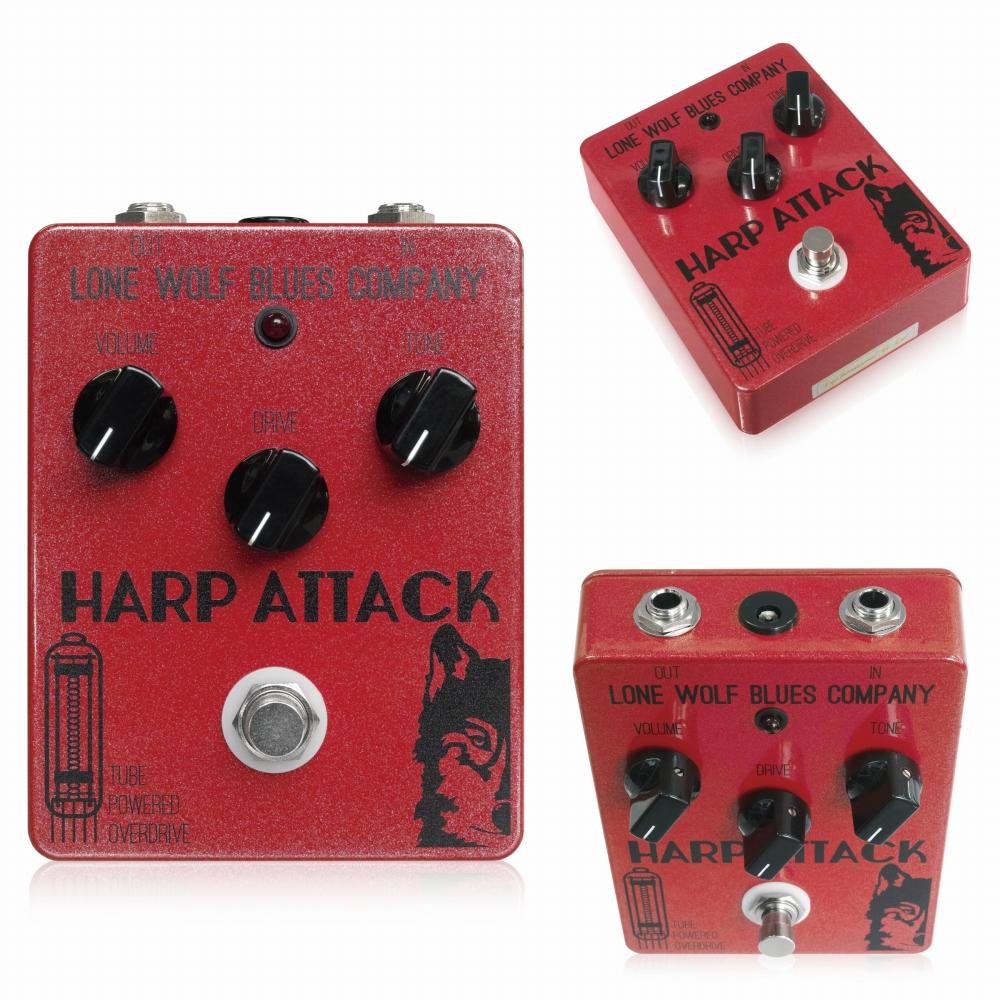 Harp Attack (18Vアダプター付属) Company Blues Wolf Lone