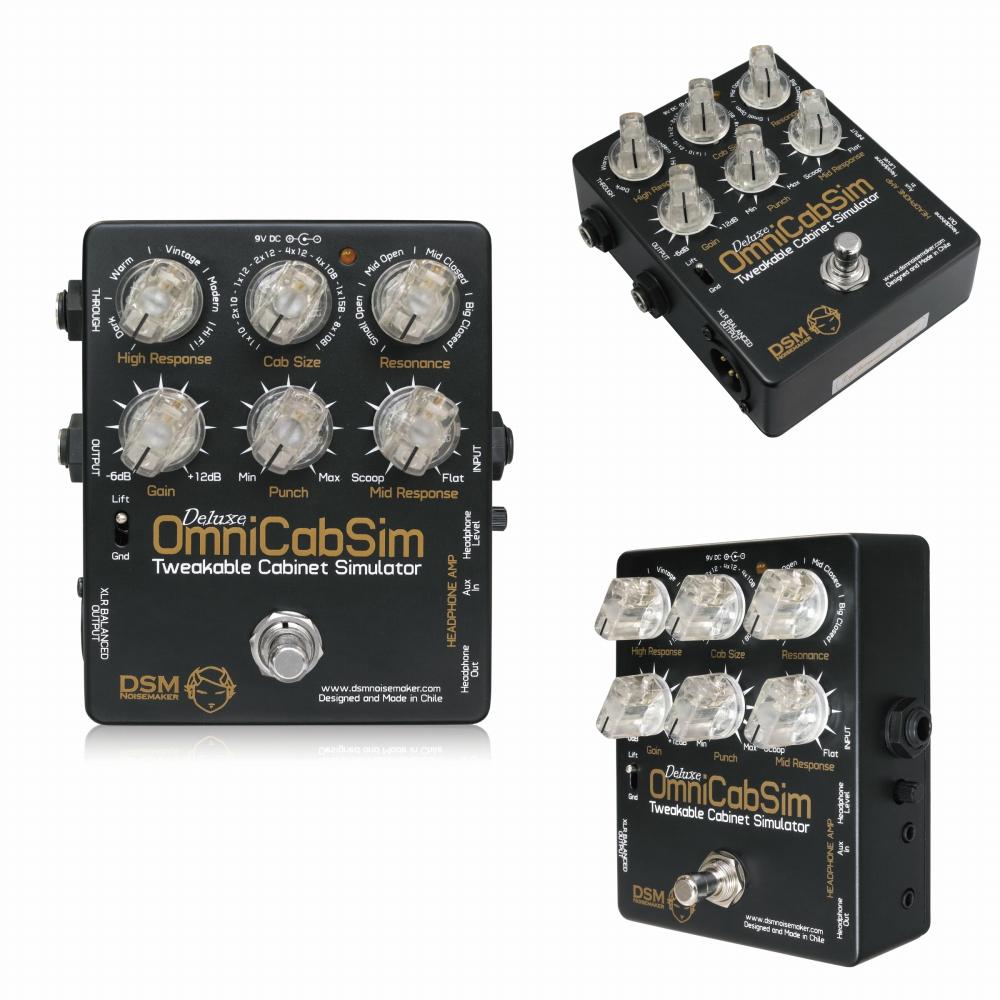 DSM Noisemaker OmniCabSim Deluxe