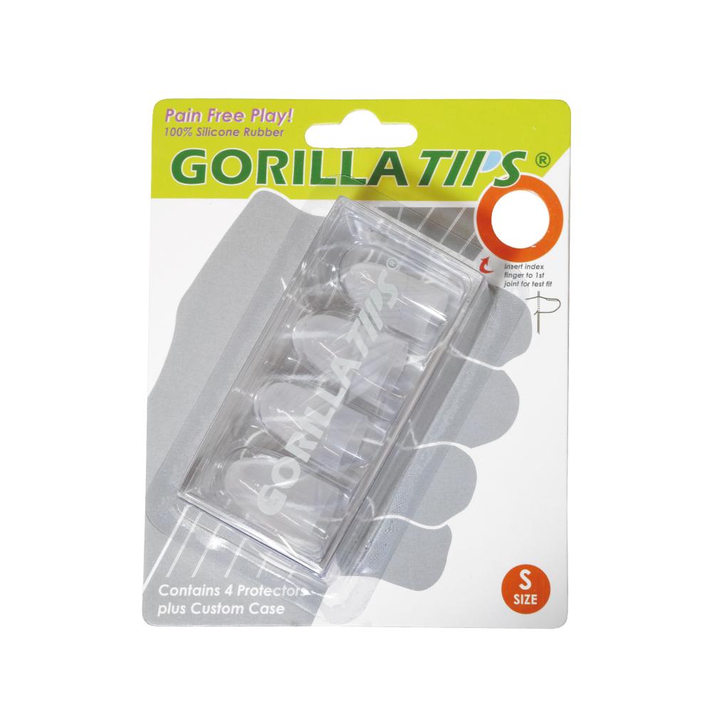 ●日本正規品● 正規輸入品 付与 Gorilla Tips Clear Small ゆうパケット対応可能