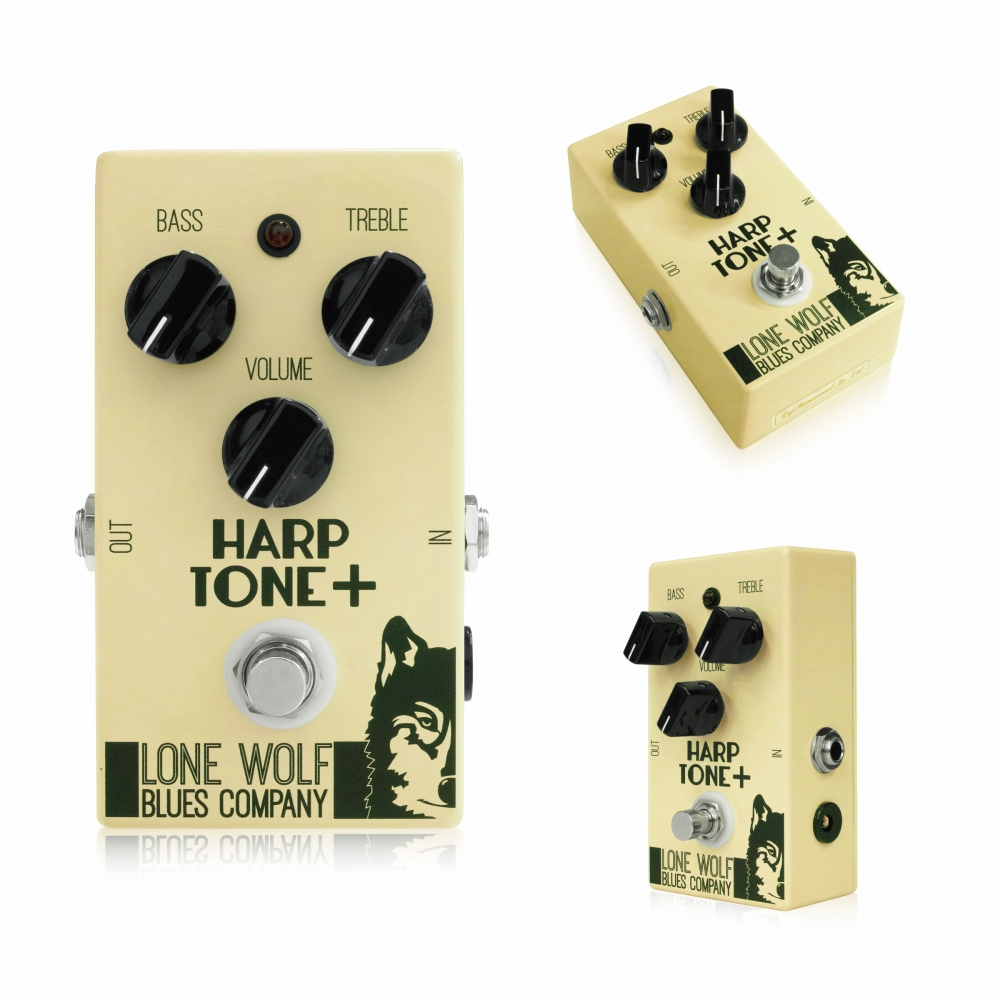 Lone Wolf Blues Company Harp Tone+