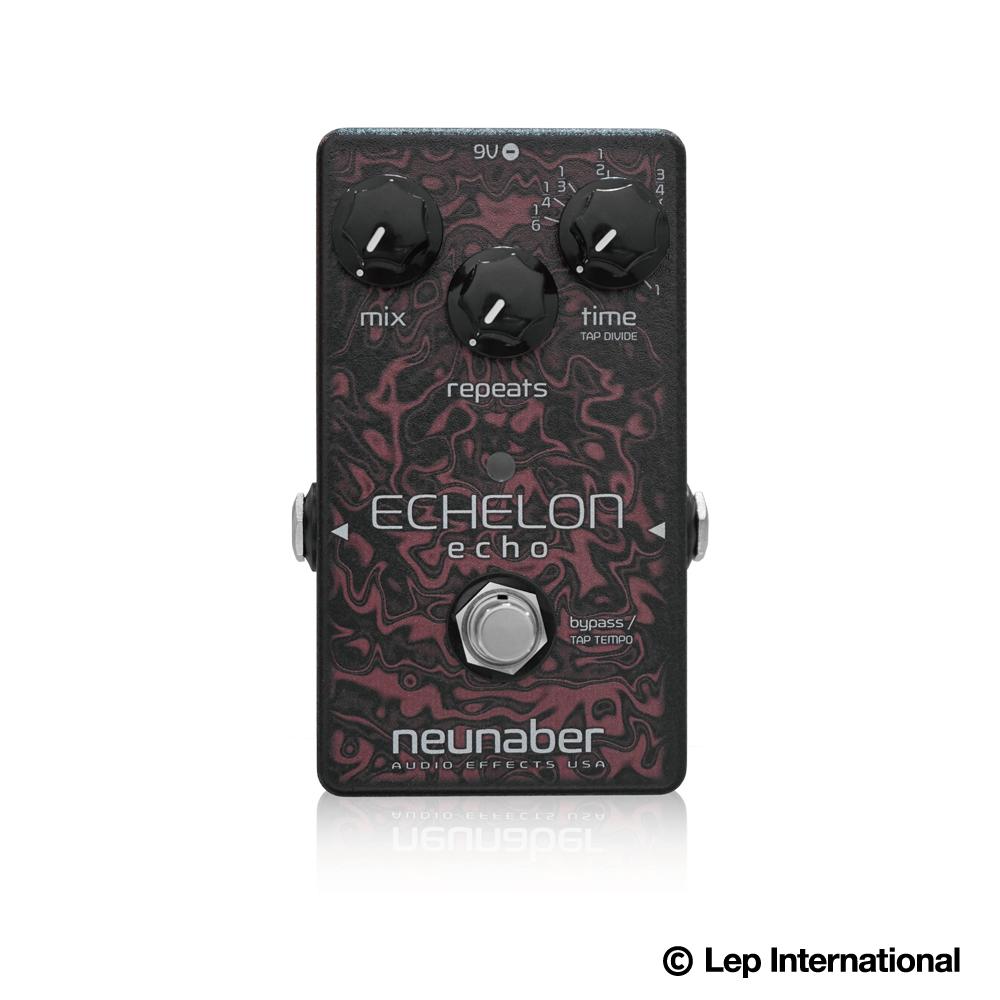 Neunaber Audio Effects Elements Echelon Echo