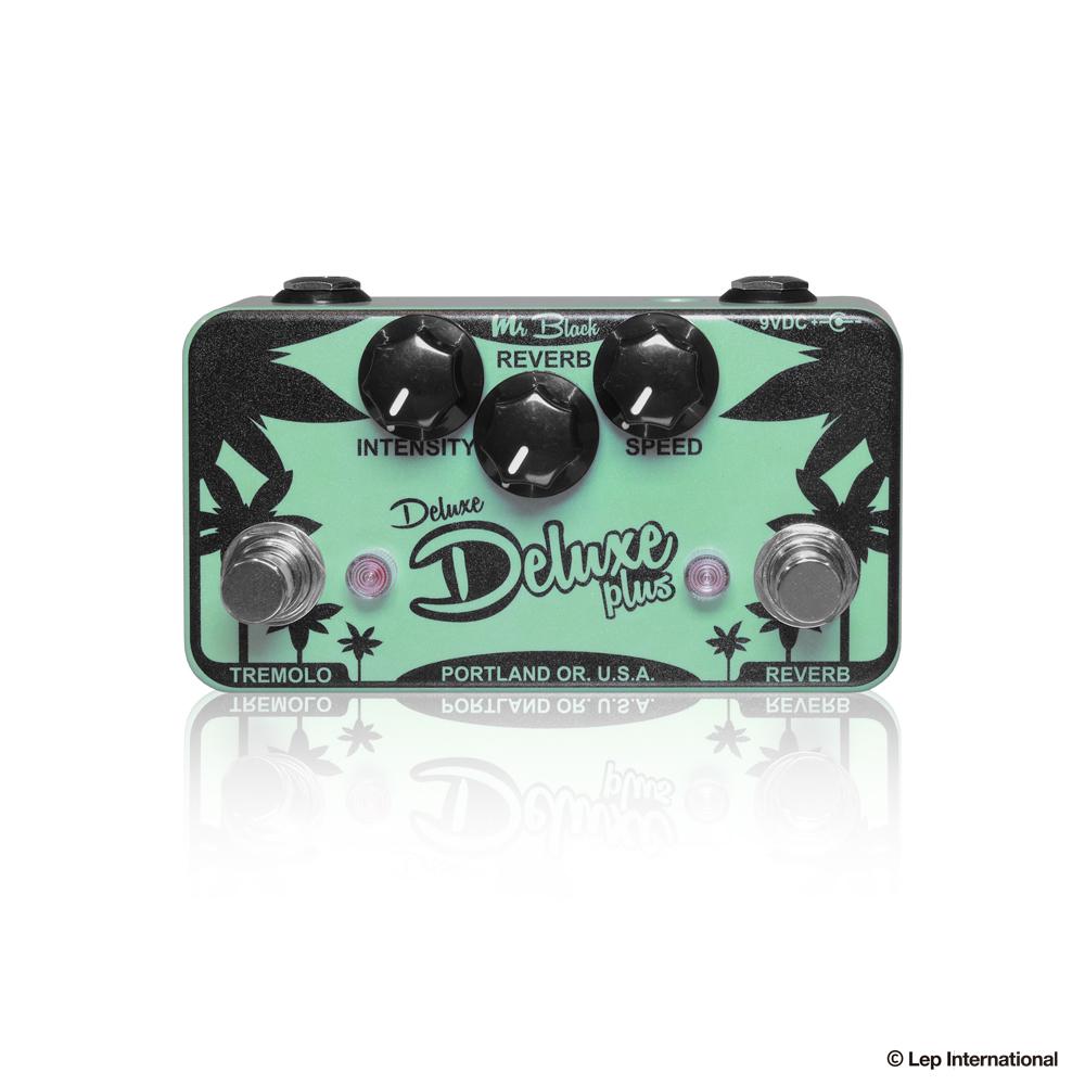 Mr. Black Deluxe DeluxePlus
