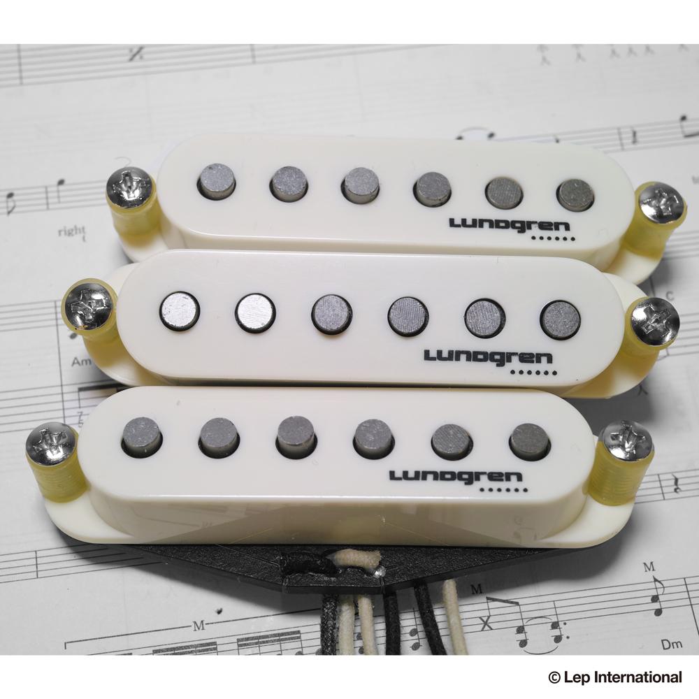 【納期 2~3ヶ月】Lundgren Stratocaster Lundgren/BJFE set 【お取り寄せ】【代引き不可】