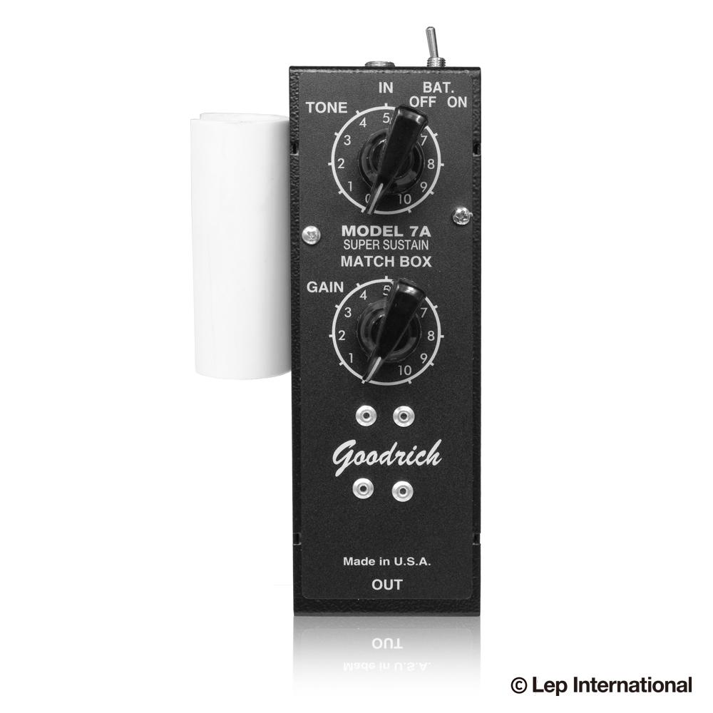Goodrich Sound 7A SS Matchbox