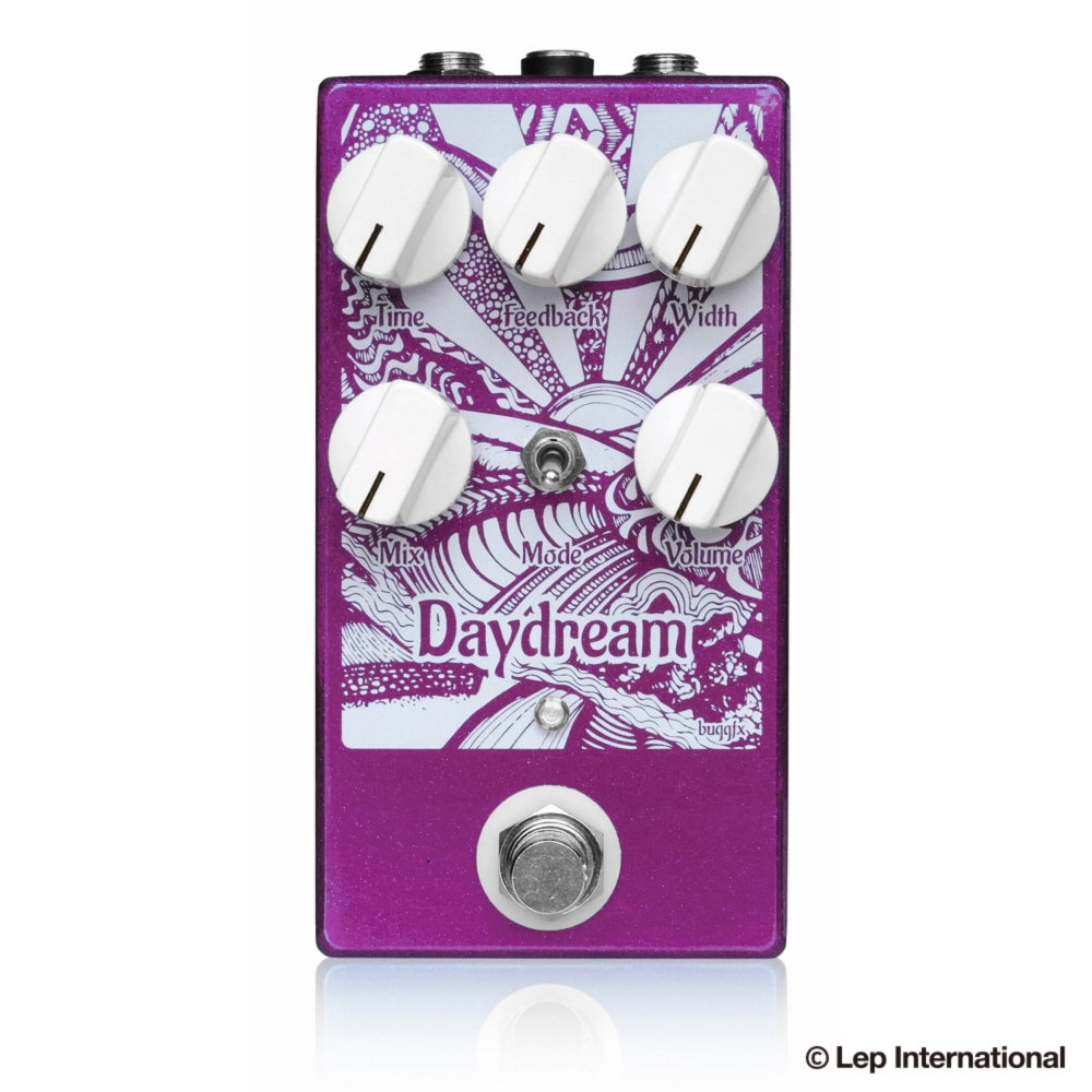 BuGGFX Pedals Daydream