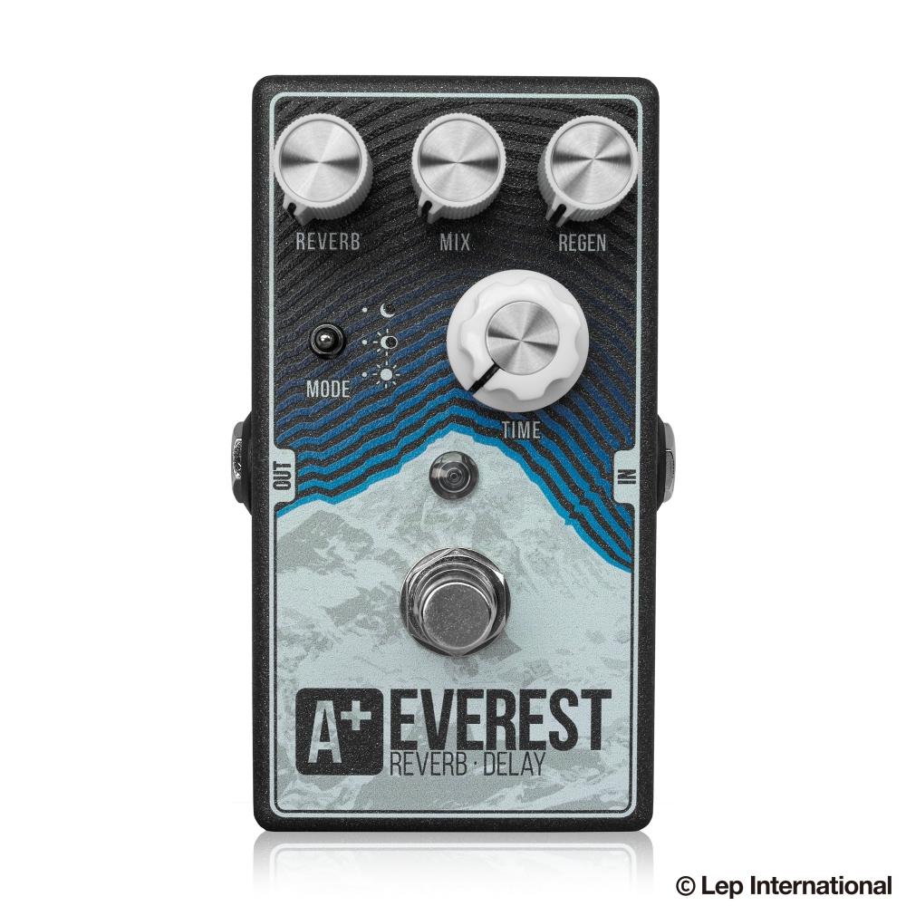 Shift Line Everest / ギター ベース エフェクター ディレイ リバーブ