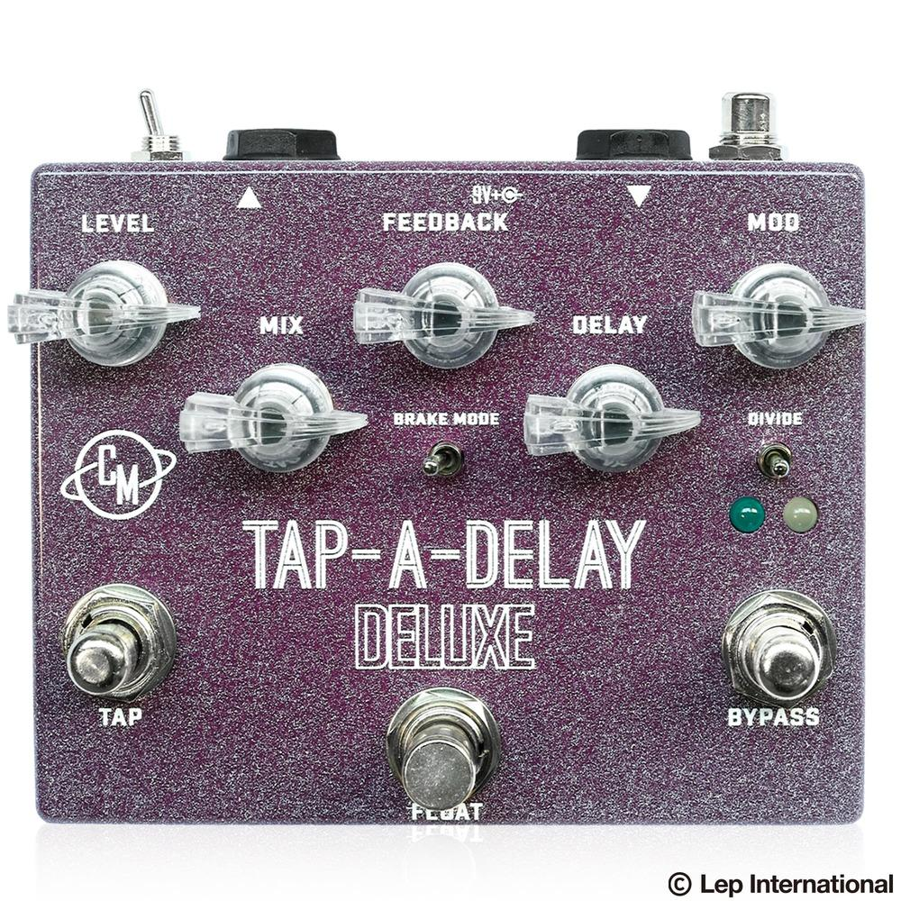 Cusack Music TAP-A-DELAY DELUXE / ディレイ