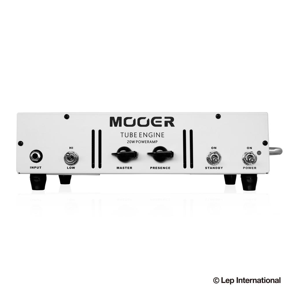 Mooer Tube Engine / パワーアンプ アンプヘッド