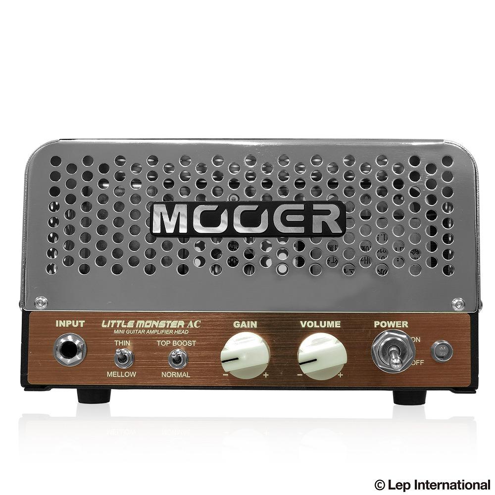 Mooer Little Monster AC / アンプ アンプヘッド
