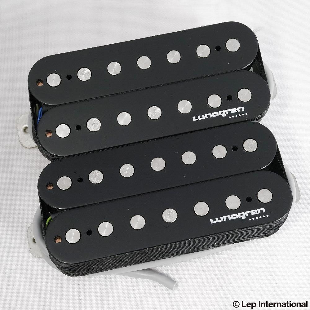 【納期 2~3ヶ月】納期 2~3ヶ月Lundgren Model M7 set(7弦ギター用ピックアップ)【お取り寄せ】【代引き不可】
