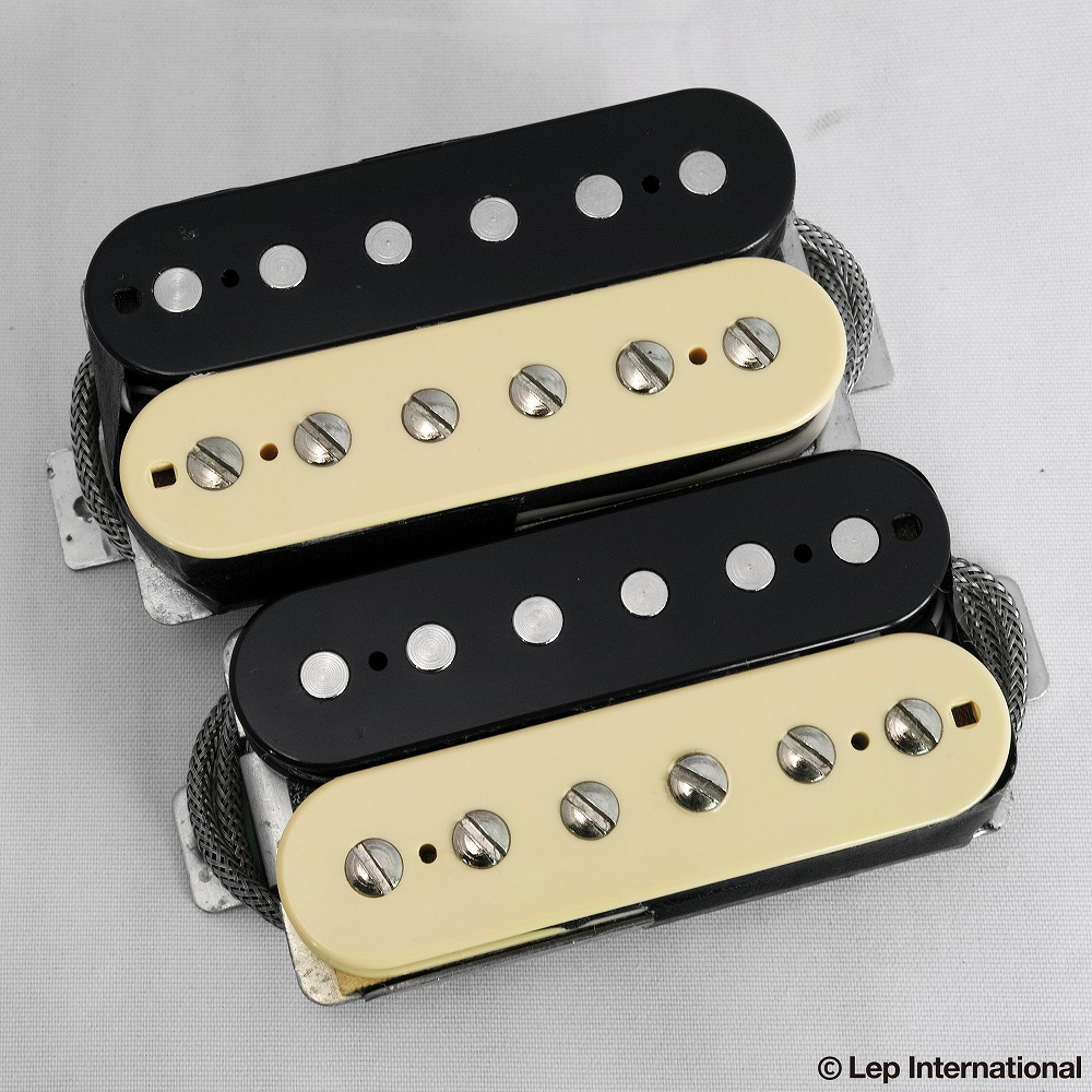 Lundgren Heaven 67 Zebra Set / ラングレン ギターピックアップ ハムバッカー ステッカード PAF