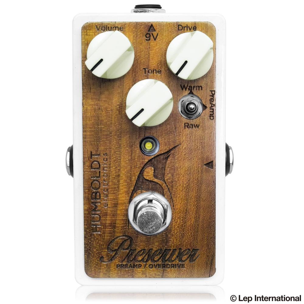 Humboldt Electronics Preserver (動画あり) / オーバードライブ ギター エフェクター