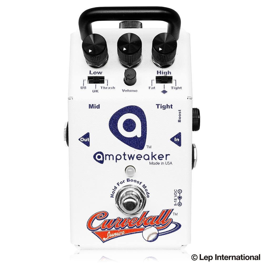Amptweaker Curveball JR / EQ・ブースター ギター エフェクター
