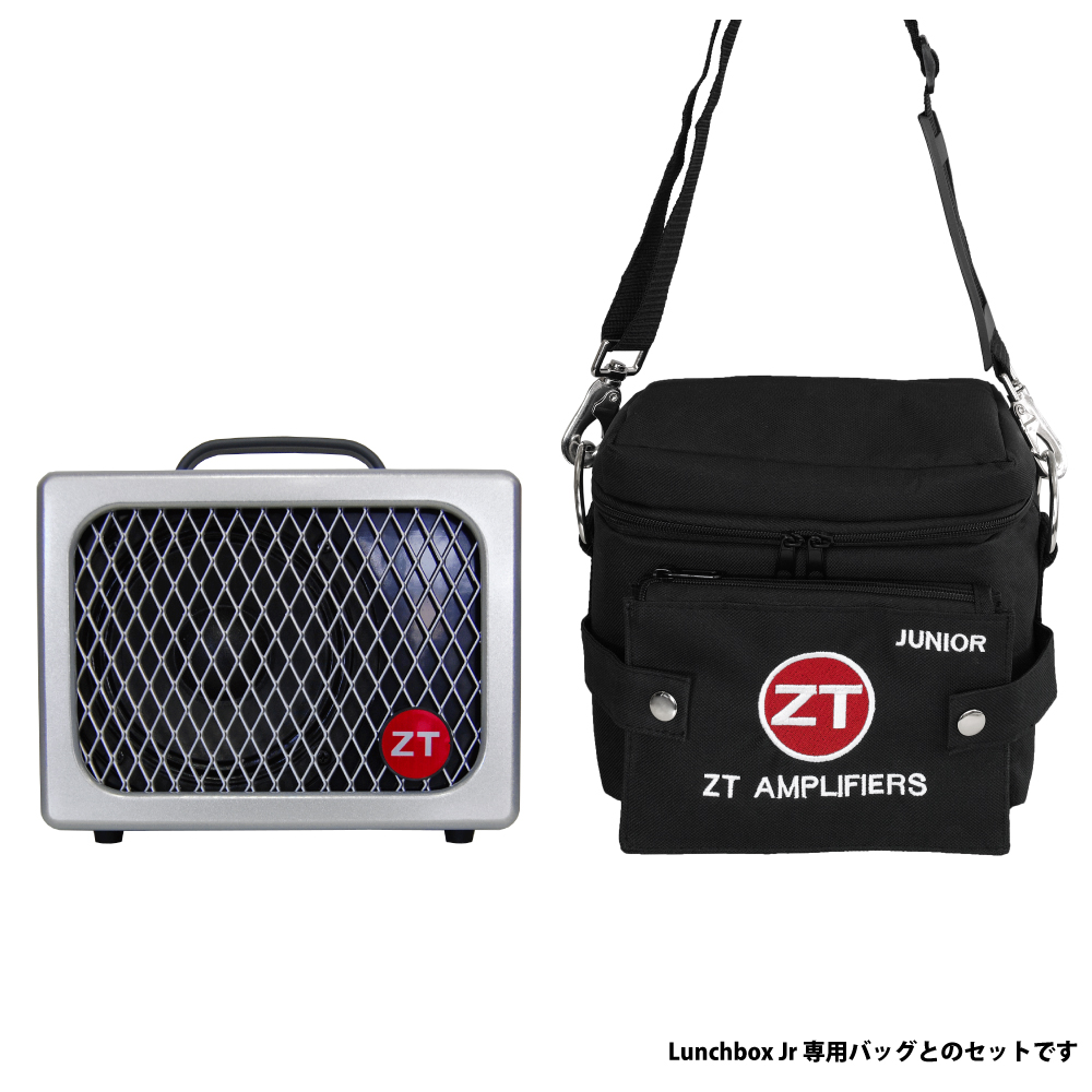 ZT Amp Lunchbox Jr. + Carry Bagセット