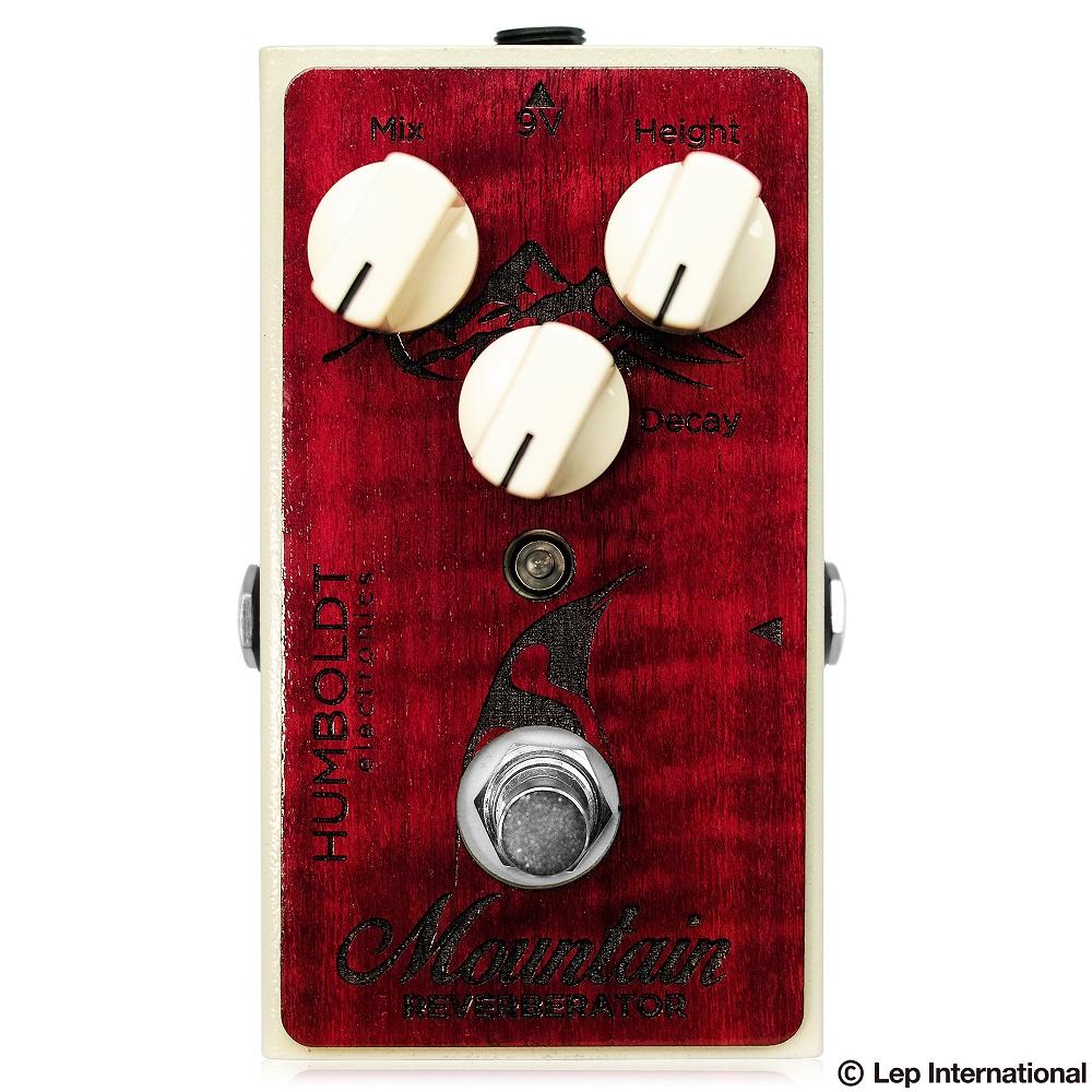 Humboldt Electronics Mountain Reverberator (動画あり) / リバーブ ギター エフェクター