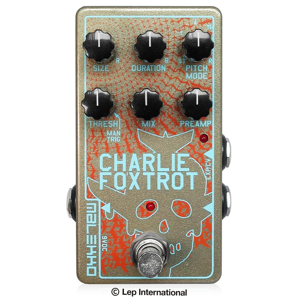 Malekko Heavy Industry CHARLIE FOXTROT/ディレイ ノイズ ピッチシフター