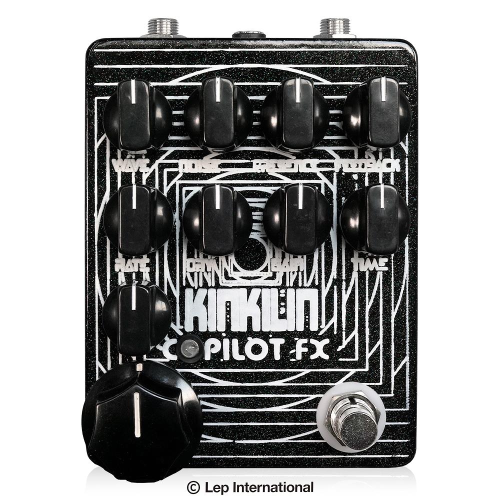 Copilot Fx Kinkilin / ディレイ デジタルディレイ ギター エフェクター