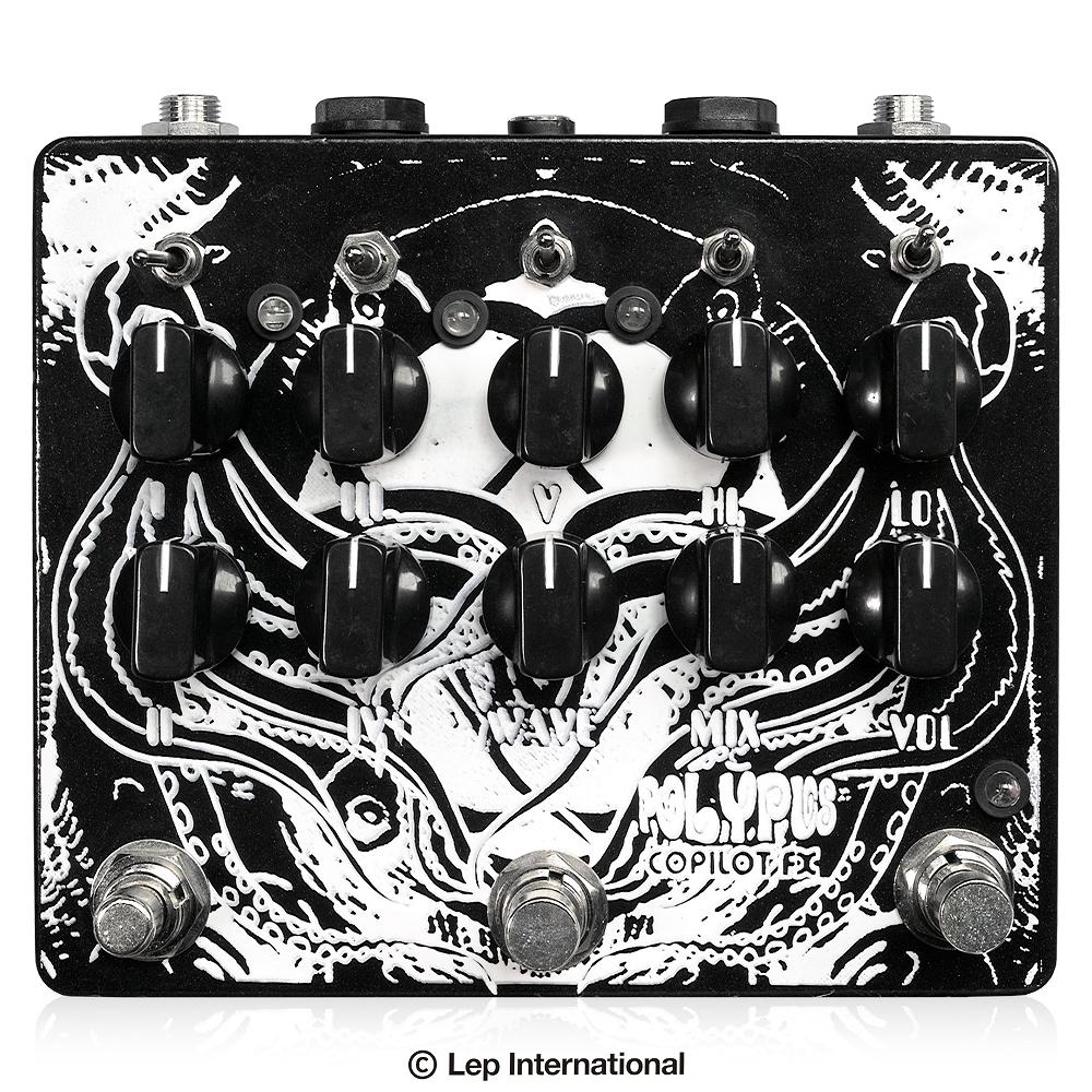 Copilot Fx Polypus Supreme / トモレロ アナログトモレロ ギター エフェクター