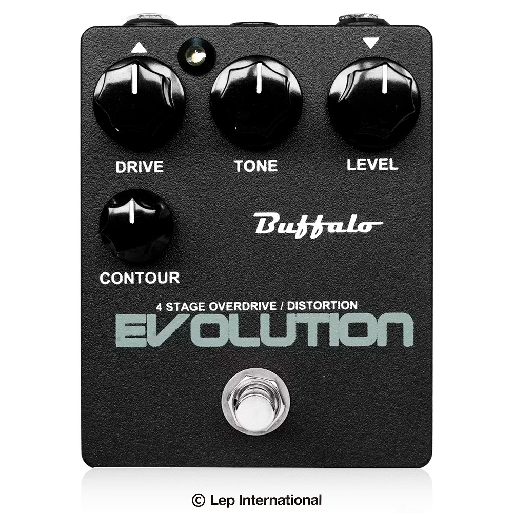 Buffalo FX Evolution / オーバードライブ ギター エフェクター