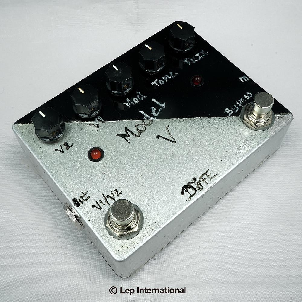 【おトク】 BJFE Model V / ファズ ギター エフェクター, パールファクトリー 9f5ea1c7