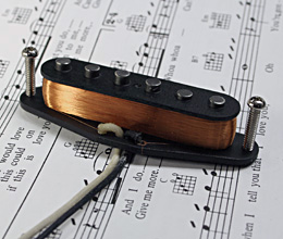 Lundgren Stratocaster '50s Formvar 単品 ( ブリッジ側 ) / 旧デザイン [ギター][ピックアップ][ストラト]