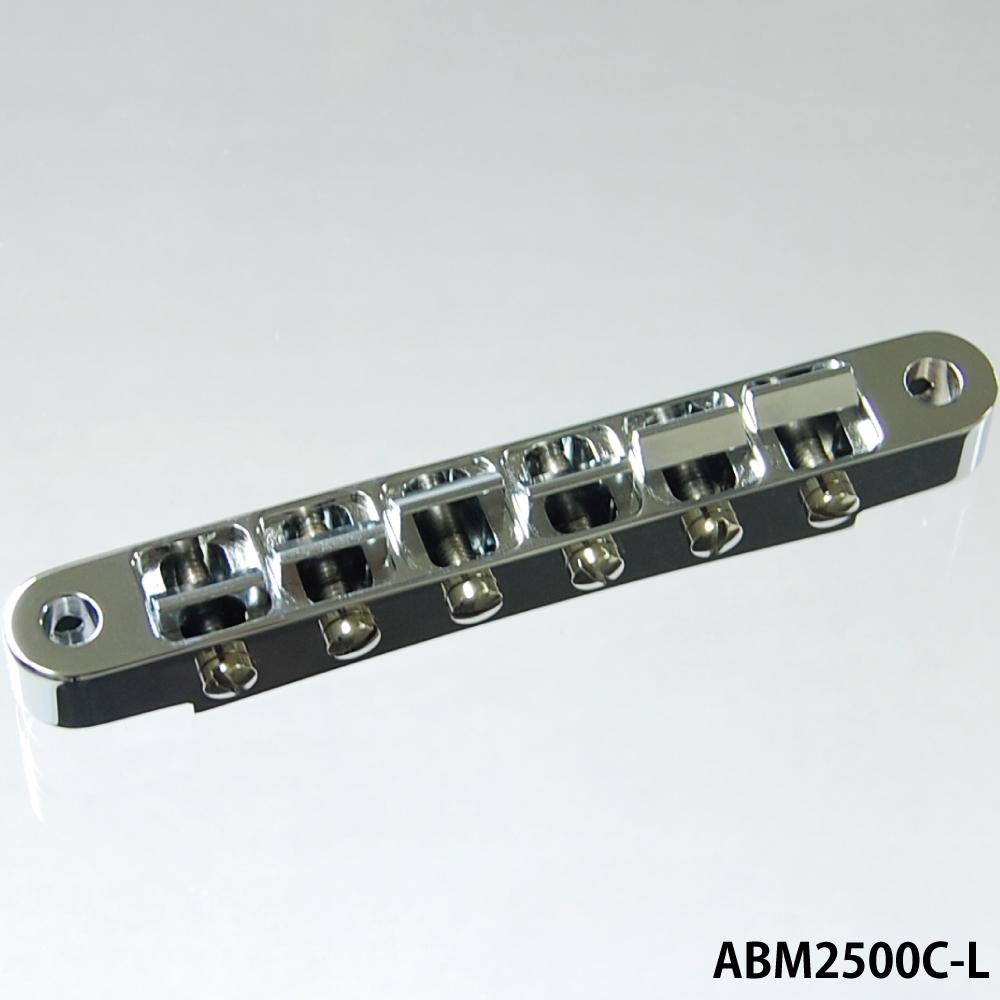【納期: 約3ヶ月~】ABM/ABM2500C ABR-1タイプブリッジ クローム(インチ規格)【お取り寄せ】【代引き不可】