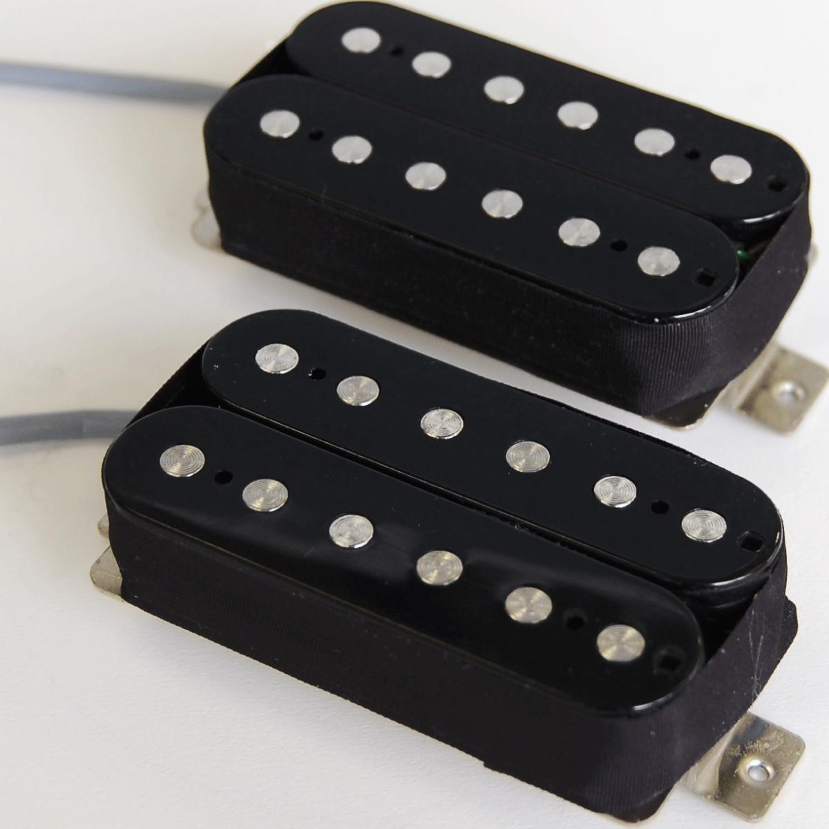 【納期 2~3ヶ月】Lundgren Model M6 set / ラングレン ギターピックアップ ハムバッカー【お取り寄せ】【代引き不可】