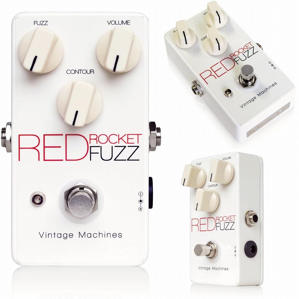 Vintage Machines Red Rocket Fuzz ※ [エフェクター]
